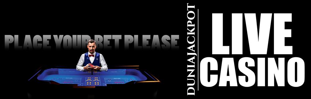 Agen Online Live Casino
