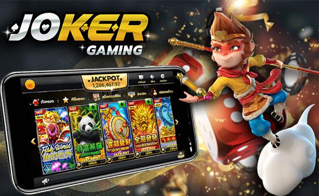 Game Slot Online Joker
